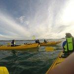 Kayaking with Auckland Sea Kayaks