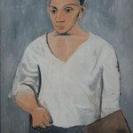 Picasso: Self-Portrait