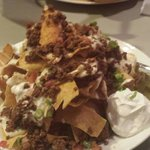 One of the best Nachos I've ever tasted.