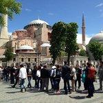 vårweekend i istanbul