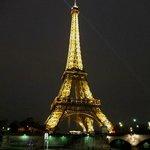 Bateaux Parisiens - retorno