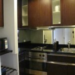 Room kitchenette