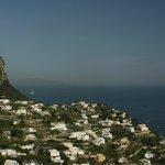 о.Капри, вид на залив