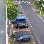 Parkings arrière