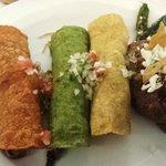 Tacos variados de Chucho el Roto