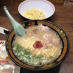 Ichiran Ramen + Extra noodles