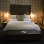 La chambre de luxe