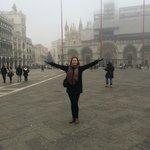 Туман и я )))
