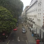 Springtime in London, view from rm 215