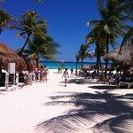 Spiaggia azteca