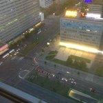 Utsikt från vån. 30