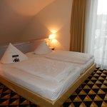 Bett im Maisonettebereich (oben) Zi.Nr. 347