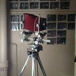 Prison Camera in the Museum