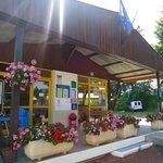 Accueil du Flower Camping Le Paluet ***