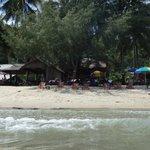 Beach ( 20 Min. walk )