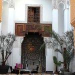 cour du Riad