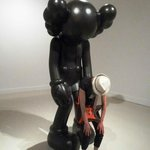 "KAWS ""Final Days"" with Carmen Ojeda"