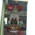 dehleej of main hall gurdwara manji sahib