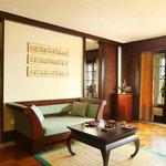 Ayodya Suite Livingroom