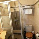 Salle de bains côté chambre double