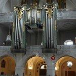 Wunderschöne Orgel