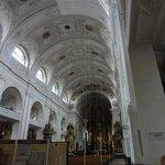 Ein fantastisches Kirchenschiff