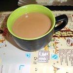 TEA SERVED HOT