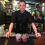Fab cocktail waiter