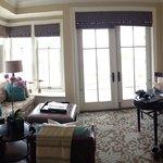 Einrichtung Livingroom Beachvilla