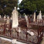 West Terrace Graves