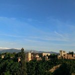 Alhambra desde el Mirador de San Nicolás