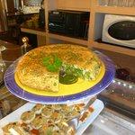 La deliciosa Tortilla española de Giovanni
