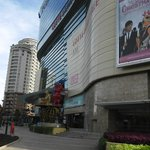 Ciputra world Lotte Shopping ave Mall central jakarta satrio