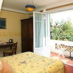 Superior doubleroom with balcony