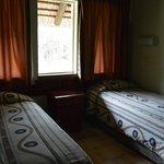 Une des trois chambres