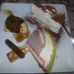 E per finire...IL TOP!!! una cena favolosa e buonissima solo da Sergio e Monia!!! Vi consiglio v