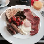 Beautiful full English