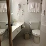 Banheiro do quarto 165