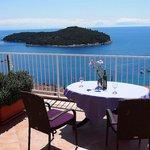 terrace in front of Stuio#4