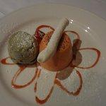 My wife's dessert - she loved it