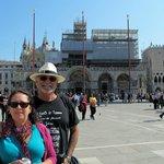 A Basílica e sua praça...