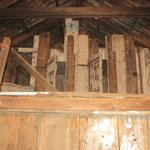 Barnstable old jail - cells