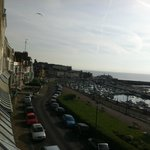 view towards Ramsgate