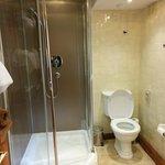 Shower/Bathroom at Bird Island
