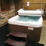 Hot Tub at Bird Island