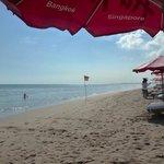 Strand beim Ku De Ta