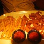 shrimp and fry