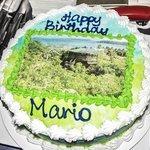 Birthday Cake-divine!