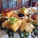 Banquet Cheese Display