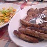 arrosto di carne mista